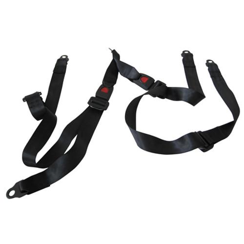 TrailMaster Mid XRX-R Safety Seat Belt