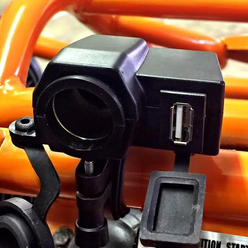 USB/12V Outlet for TrailMaster Go-Karts