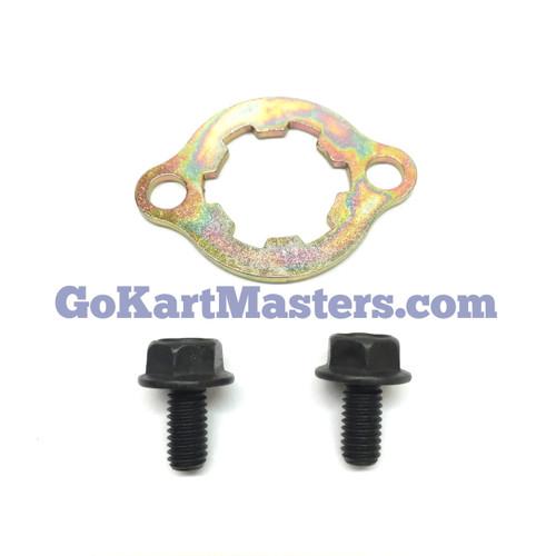 TrailMaster 150 XRS & 150 XRX Drive Sprocket Locking Plate