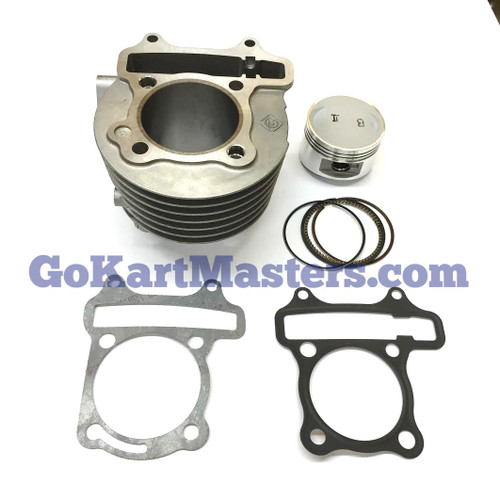 TrailMaster 150 XRS & 150 XRX Piston & Cylinder Kit