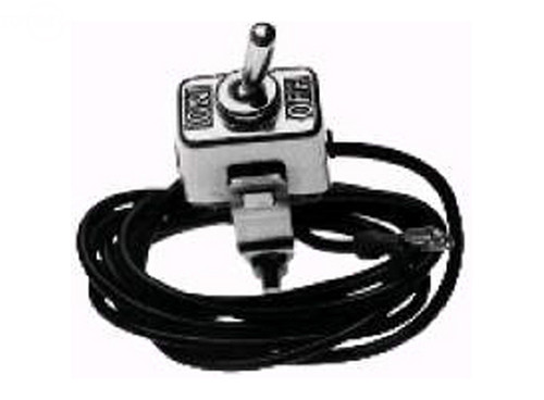 Go Kart On/Off Kill Switch - Carter Brothers - Fits 2336, 2575 & More