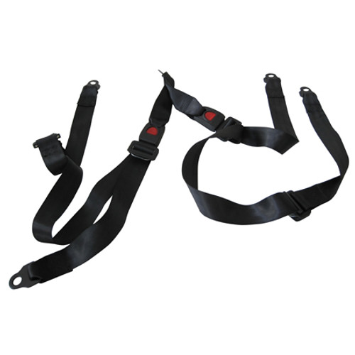 Hammerhead Mudhead Safety Seat Belt (Complete)