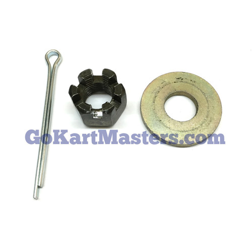 TrailMaster 150 XRX & 150 XRS Rear Axle Nut & Washer Kit