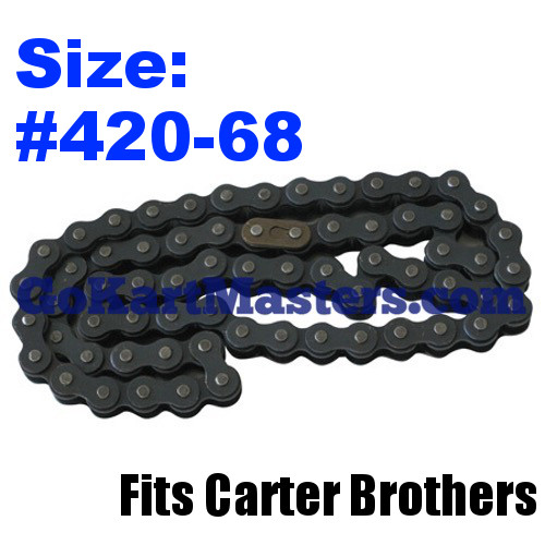 Carter Brothers Go Kart Parts