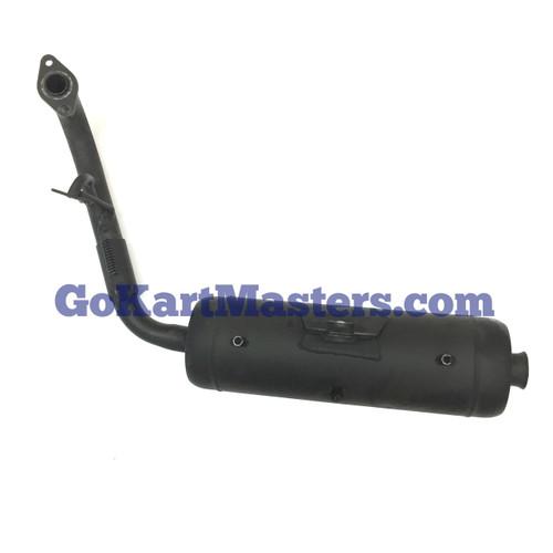 Hammerhead GTS 150 Exhaust/Muffler