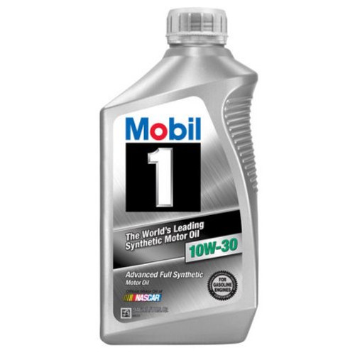 Go Kart Engine Oil - 10W-30 Full Synthetic Motor Oil, 1 qt.