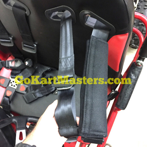 TrailMaster Seat Belt Shoulder Pad Set
