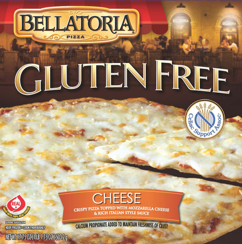 Bellatoria Gluten Free Cheese Pizza
