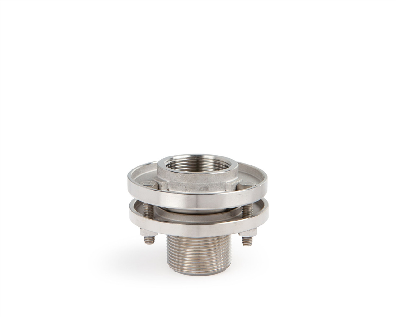 Adjustable Base for Fountain Nozzles