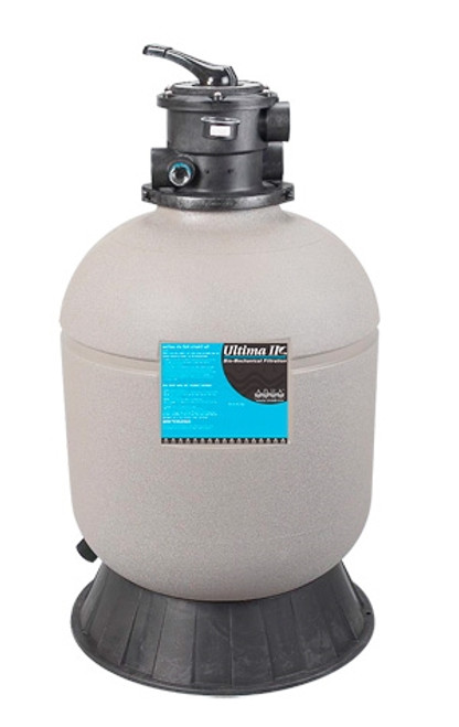 Ultima II Filter 4,000 w/ 1-1/2inch Valve