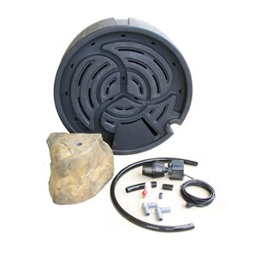 Bubbling Rock Fountain Kit