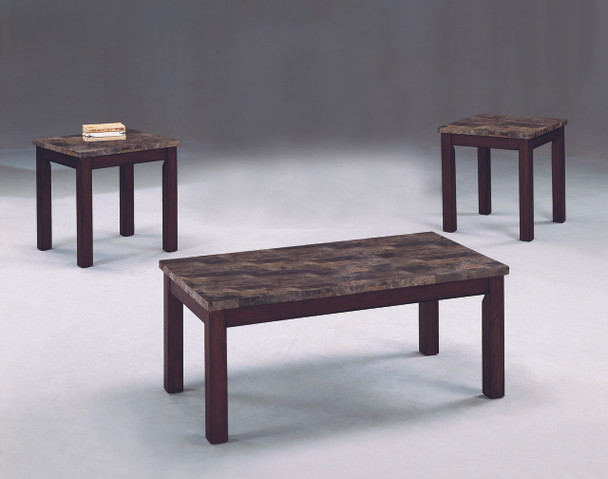 Thurner 3PC Coffee & End Tables