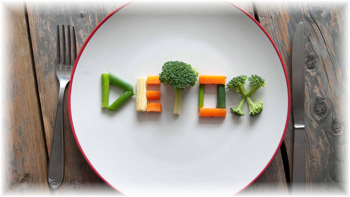 Spring Clean Your Body: Discover How to Efficiently Detox Yourself