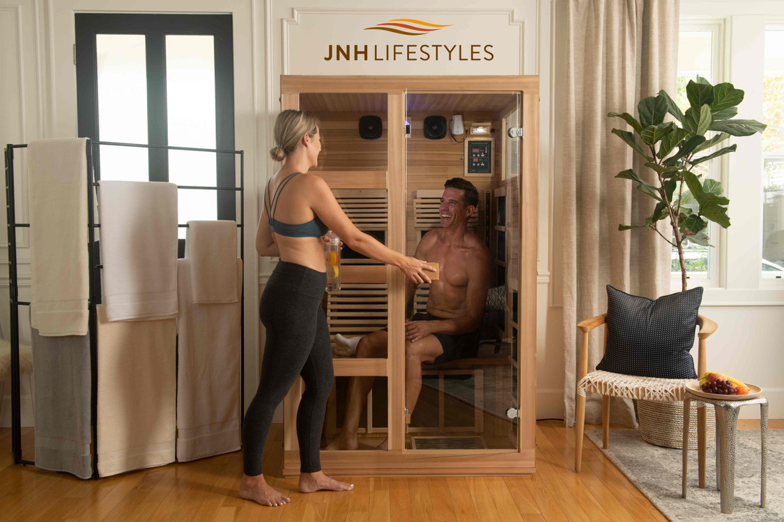 Using An Infrared Sauna in Your Weight Loss Routine