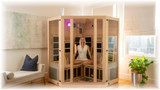 What are the Health Benefits of an Infrared Sauna?