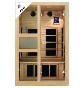 Ensi™ 2 Person Ultra-Low EMF Far Infrared Sauna (As-Is)