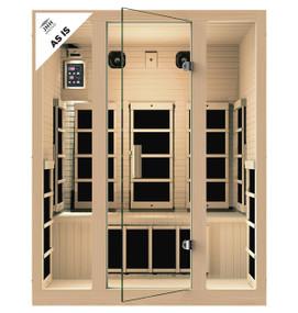 Ensi™ 3 Person Ultra-low EMF Far Infrared Sauna (As-Is)