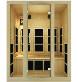 Joyous 3 Person Far Infrared Sauna (Pre-orders Available)
