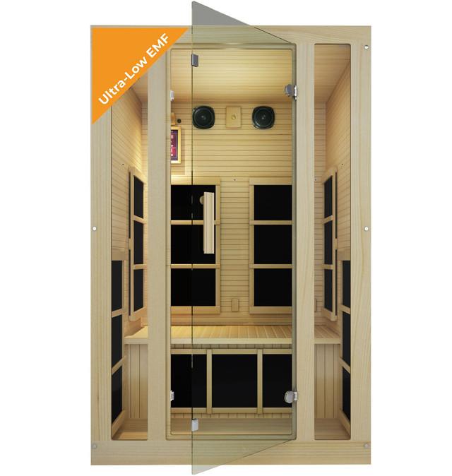 Ensi™ 2 Person Ultra-Low EMF Far Infrared Sauna