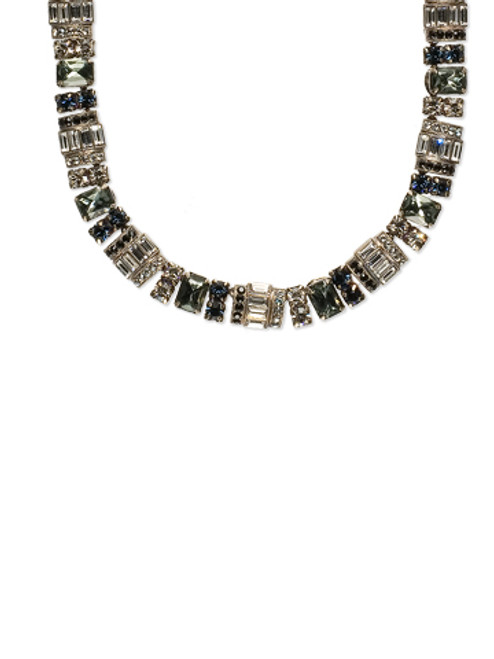 SORRELLI MILKY WAY CRYSTAL NECKLACE NBZ44ASMLW