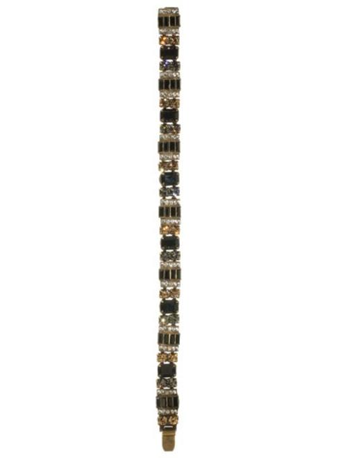 Sorrelli Evening Moon Crystal Bracelet BBZ44AGEM