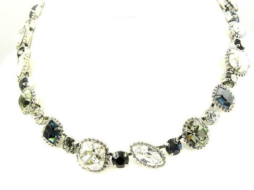 Sorrelli Milky Way Crystal Necklace nbx10asmlw