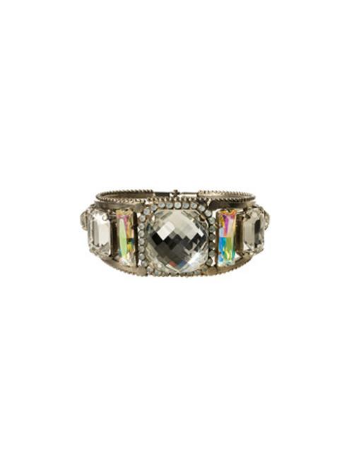 Sorrelli White Bridal Crystal Bracelet BCL10ASWBR