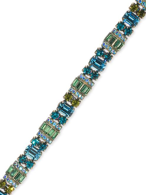 Sorrelli Ocean Crystal Bracelet BBZ44ASOC