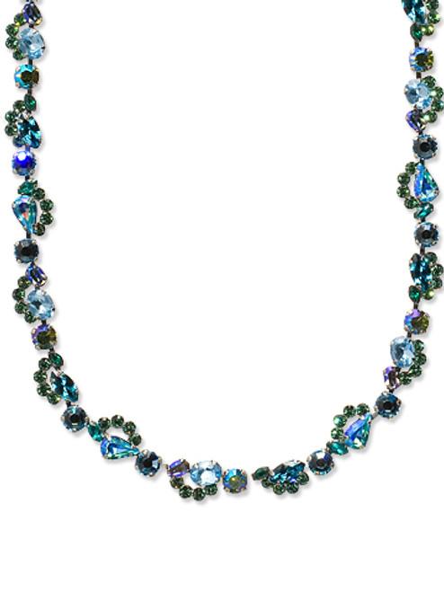 Ocean Crystal Necklace nbz31asoc