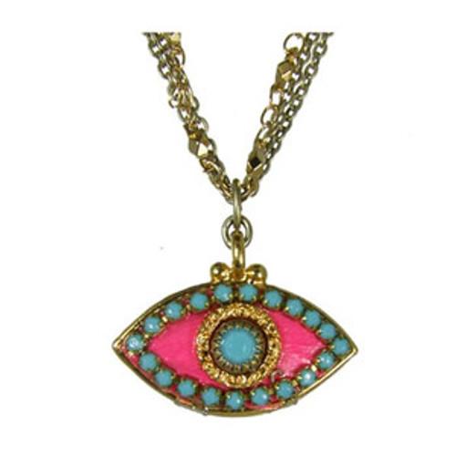Michal Golan Eye Necklace