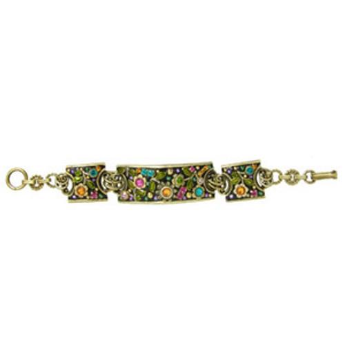 Michal Golan Midnight Blossom Bracelet