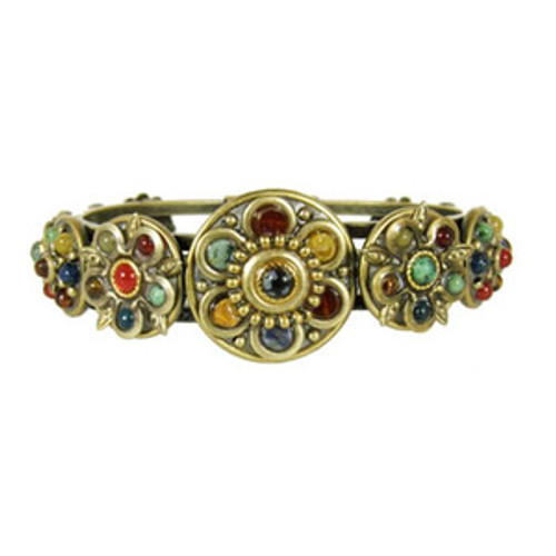 Michal Golan Earthly Flower Cuff