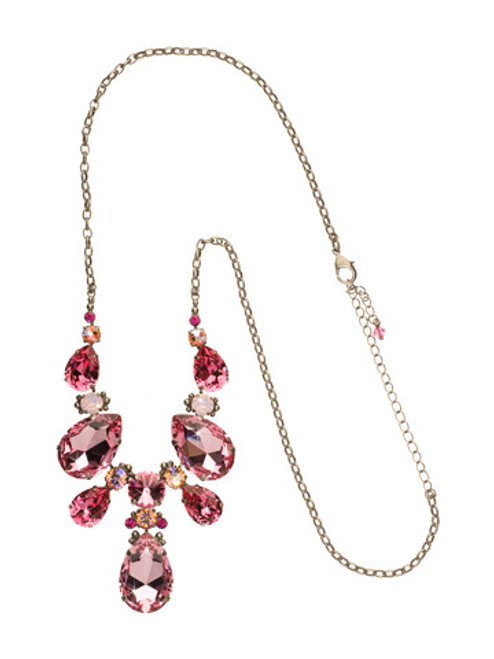 Sorrelli Sweetheart Crystal Necklace