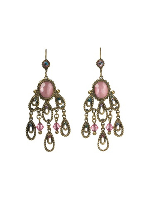 Sorrelli Lollipop Crystal Earrings ECA22AGLP