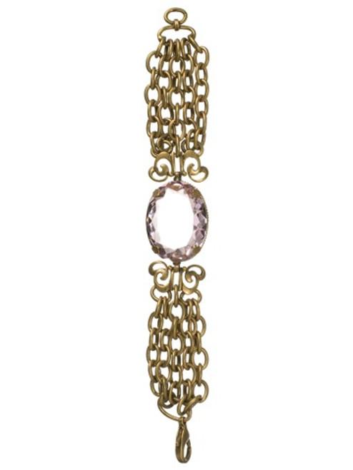 Sorrelli Lollipop Crystal Bracelet BCA12AGLP