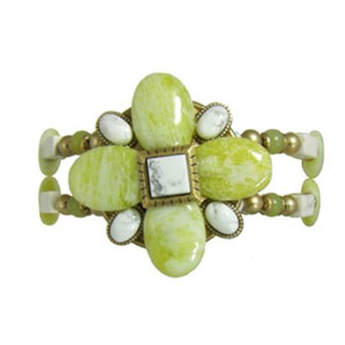 Michal Golan Key Lime Bracelet