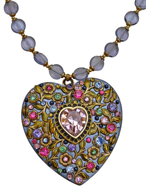 Golan Heart Pendant