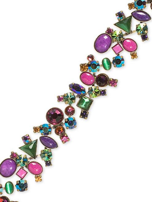 sorrelli volcano crystal bracelet baz11agvo