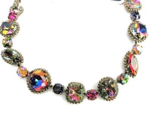 Sorrelli Volcano Crystal Bracelet BBX10AGVO