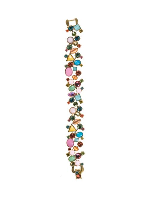 Sorrelli Happy Birthday Crystal Bracelet