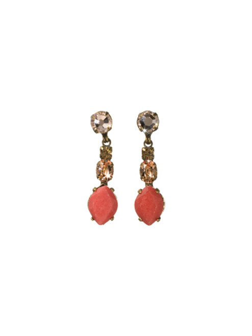 Andalusia Crystal Earrings ecg32agand