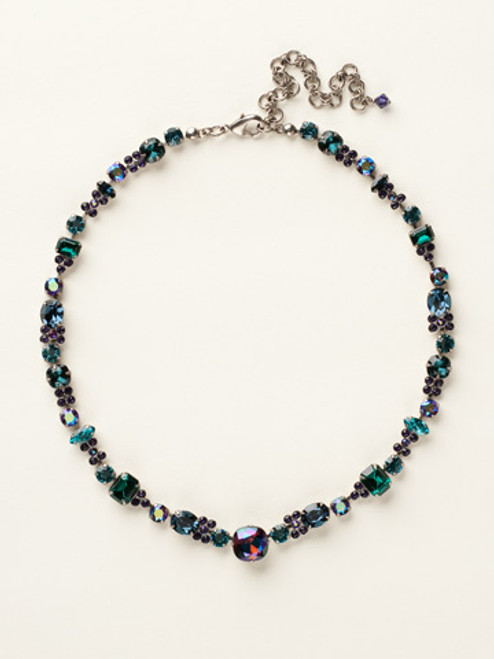 NORTHERN LIGHTS CRYSTAL NECKLACE BY Sorrelli NCD2ASNL