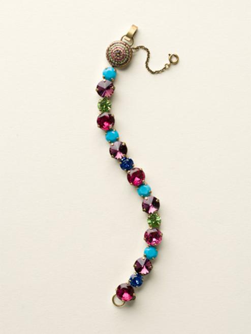 special order sorrelli southwest brights crystal bracelet bcm16agswb