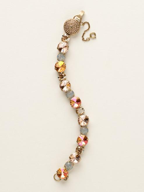 Desert Sun Crystal Bracelet
