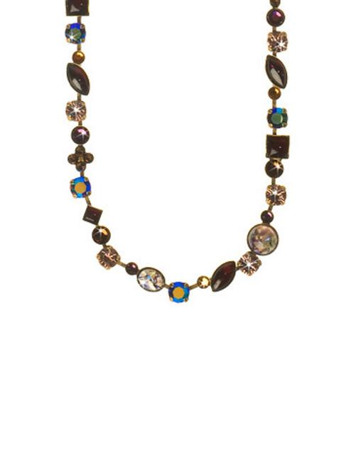 Sundance  Crystal Necklace