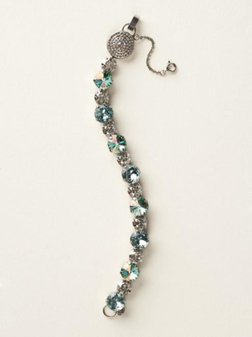 Sorrelli Sky Blue Peach Bracelet