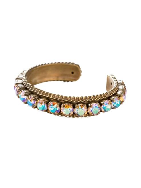 Sorrelli AMARETTO- Quintessential Woven Cuff Bracelet~ BCN1AGAMA