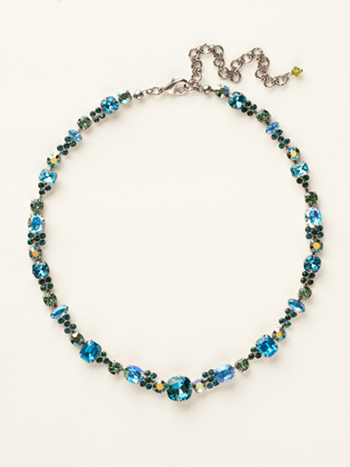 Sorrelli Ocean Crystal Necklace