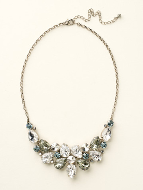 CRYSTAL ROCK NECKLACE BY SORRELLI ncp3ascro