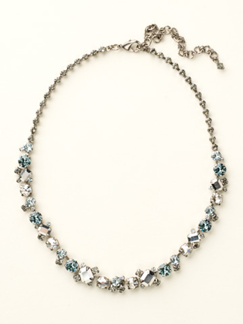 CRYSTAL ROCK NECKLACE BY SORRELLI ncf6ascro